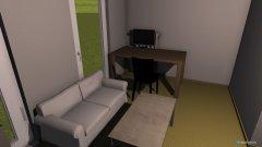Raumgestaltung Zimmer Dresden in der Kategorie Wohnzimmer