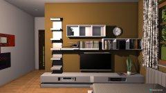 Raumgestaltung Zimmer Florian in der Kategorie Wohnzimmer