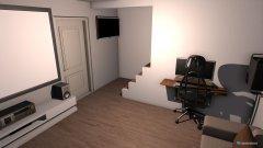 Raumgestaltung Zimmer Gerrit 2 in der Kategorie Wohnzimmer