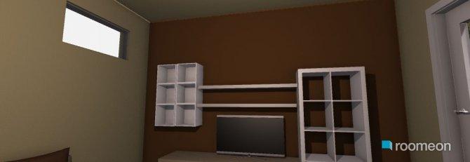 Raumgestaltung zimmer hannes in der Kategorie Wohnzimmer