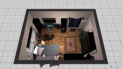 Raumgestaltung Zimmer (Industrie) in der Kategorie Wohnzimmer
