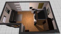Raumgestaltung Zimmer KANN in der Kategorie Wohnzimmer