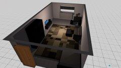 Raumgestaltung Zimmer Keller in der Kategorie Wohnzimmer