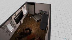 Raumgestaltung zimmer koni in der Kategorie Wohnzimmer