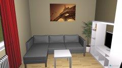 Raumgestaltung Zimmer neu in der Kategorie Wohnzimmer