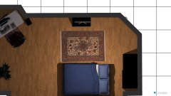 Raumgestaltung zimmer orignal in der Kategorie Wohnzimmer