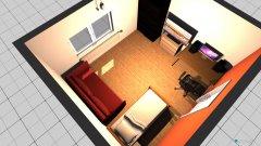 Raumgestaltung Zimmer Passau in der Kategorie Wohnzimmer
