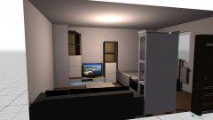 Raumgestaltung Zimmer phil 2013 in der Kategorie Wohnzimmer