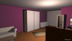 Raumgestaltung Zimmer Schatz in der Kategorie Wohnzimmer