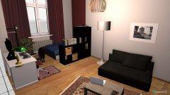 Raumgestaltung zimmer sessel in der Kategorie Wohnzimmer