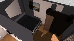 Raumgestaltung Zimmer SOLL in der Kategorie Wohnzimmer