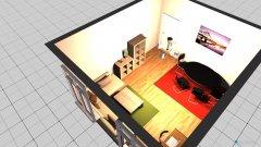 Raumgestaltung Zimmer verbessert 2 in der Kategorie Wohnzimmer