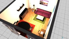 Raumgestaltung Zimmer verbessert 3 in der Kategorie Wohnzimmer
