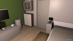 Raumgestaltung Zimmer Voßstr in der Kategorie Wohnzimmer