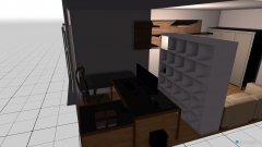 Raumgestaltung Zimmer Wu9 in der Kategorie Wohnzimmer