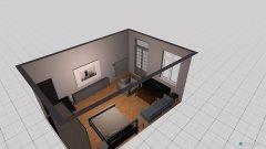 Raumgestaltung Zimmer01 in der Kategorie Wohnzimmer