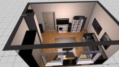 Raumgestaltung Zimmer1 in der Kategorie Wohnzimmer