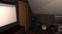 Raumgestaltung zimmer in der Kategorie Wohnzimmer