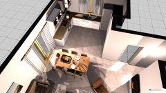 Raumgestaltung Zimutice in der Kategorie Wohnzimmer