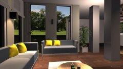 Raumgestaltung ZimWoziV2 in der Kategorie Wohnzimmer
