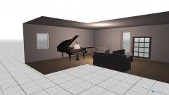 Raumgestaltung Zu Hause in der Kategorie Wohnzimmer