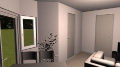 Raumgestaltung Zuckerfabrik - Wohnzimmer 2 in der Kategorie Wohnzimmer