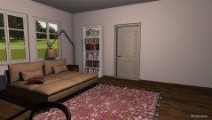 Raumgestaltung zutiuzo in der Kategorie Wohnzimmer
