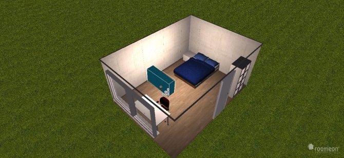 Raumgestaltung zwei in der Kategorie Wohnzimmer