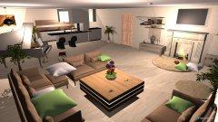 Raumgestaltung Всекидневна in der Kategorie Wohnzimmer