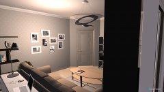Raumgestaltung дмитр гостинная in der Kategorie Wohnzimmer