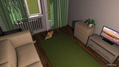 Raumgestaltung гостинная in der Kategorie Wohnzimmer