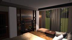 Raumgestaltung гостиная чехова in der Kategorie Wohnzimmer