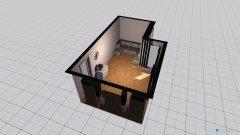 Raumgestaltung квартира in der Kategorie Wohnzimmer