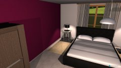 room planning Dormitorio in the category Basement