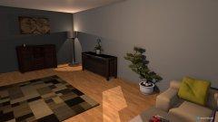 room planning duzy pokój in the category Basement