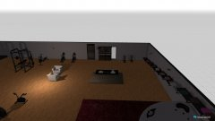 room planning Fitnes und spa  in the category Basement