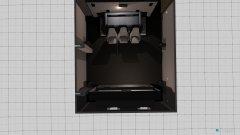room planning Keller mit Seiten und Holz mittig ohne Deckenabs. in the category Basement