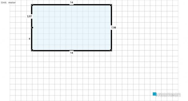 room planning moderní obývák s kuchyní a jídelnou v jednom in the category Basement