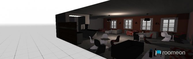 room planning restauracia SS in the category Basement