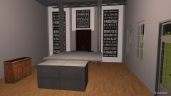room planning scena 2 in the category Basement