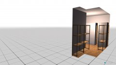 room planning Spare storage in the category Basement
