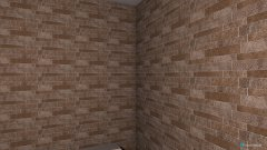 room planning 2. kúpeľňa luxusný rodinný dom in the category Bathroom
