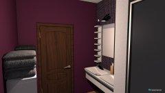 room planning BAÑO GRANDE  in the category Bathroom