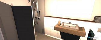 room planning Bad 1.OG in the category Bathroom