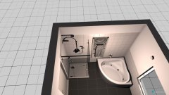 room planning Bad EG in the category Bathroom