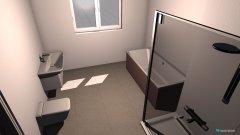 room planning Bad oben verlegt in the category Bathroom