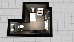 room planning Bad oben in the category Bathroom