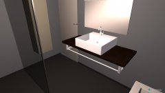room planning Bad Variante 3 in the category Bathroom