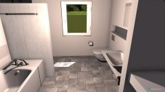 room planning Bad Version 5 in the category Bathroom