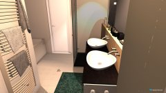 room planning Badezimer in the category Bathroom
